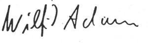 adam sign