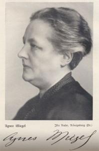 Agnes Miegel