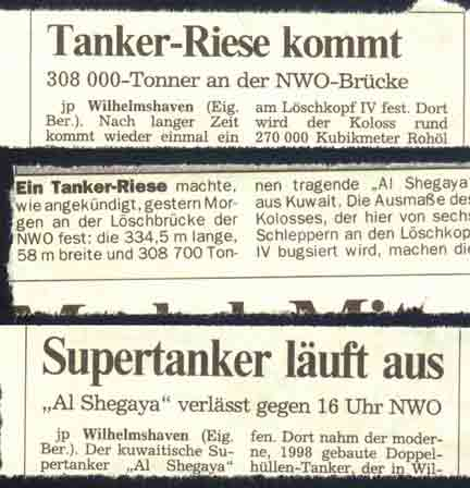tanker-riese