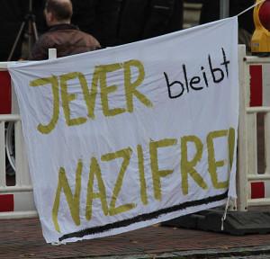 Jever bleibt nazifrei