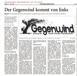 Jeversches Wochenblatt
