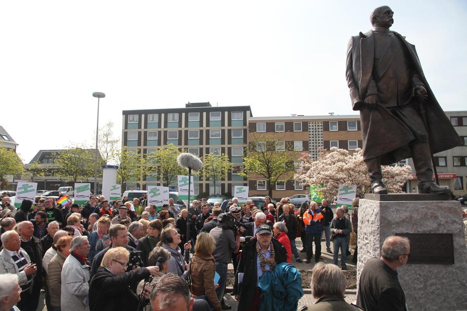 Bismarck Denkmal Wilhelmshaven Bismarck_denkmal 2