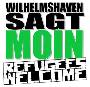 Wilhelmshaven sagt Moin