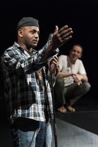 Überzeugendes Debüt: Tamim Noore. Foto: Landesbühne