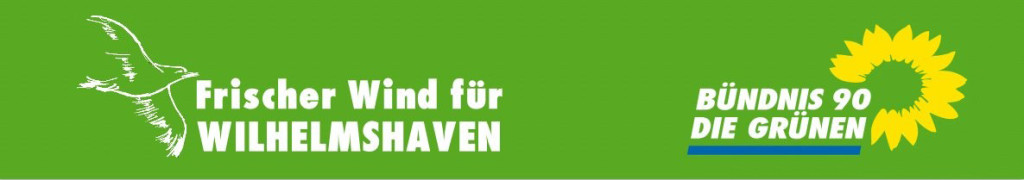 Logo Grüne WHV
