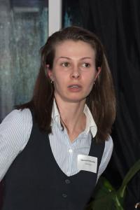 Preisträgerin Manuela Nitschke (Radtraktion). Foto: Imke Zwoch