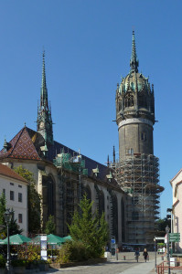 Schlosskirche zu Wittenberg. Foto: Gegenwind