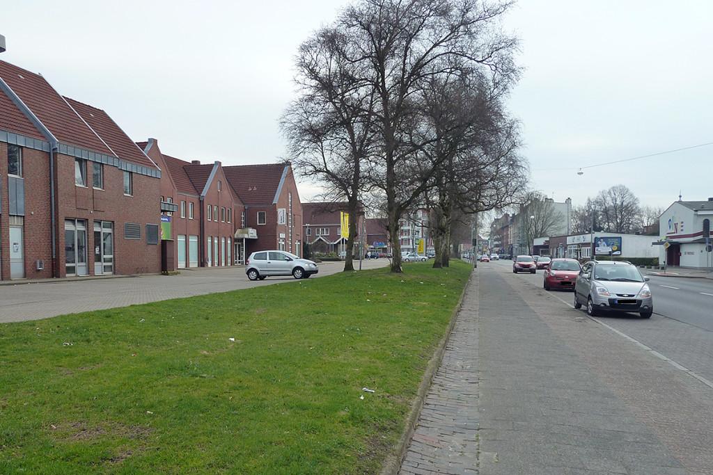 Nahversorgungszentrum Gökerstrasse