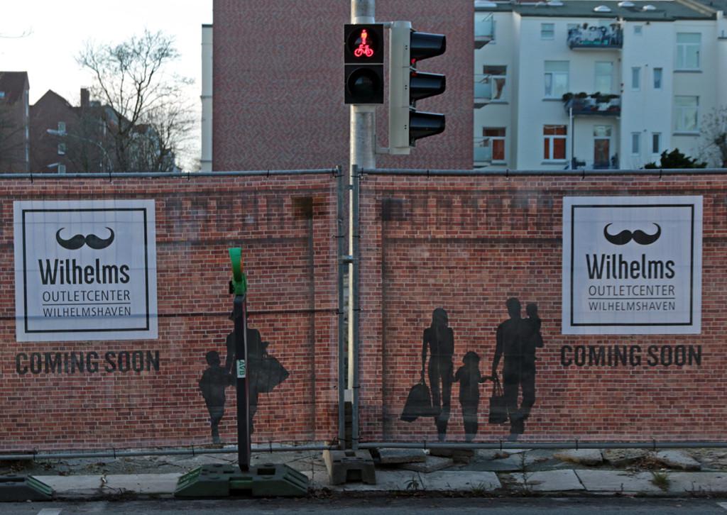 Sooner or later? Foto: Gegenwind (Dezember 2016)
