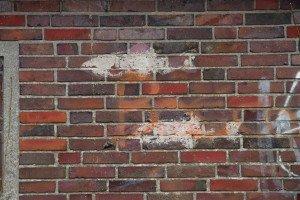 Früher zierten Fischornamente die Außenmauer. Foto: Gegenwind