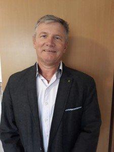 Neuer BASU:Vorsitzender Torsten Bartelt Foto: BASU