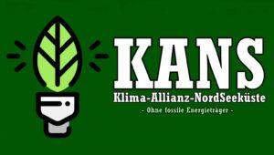 Logo der Bürgerinitiative Klima-Allianz Nordseeküste