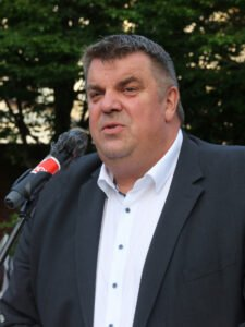 Carsten Feist, Antikriegstag 2021